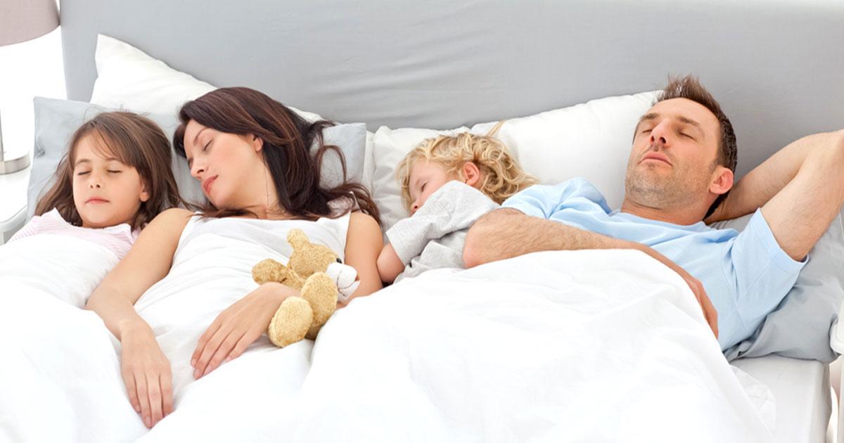 Schlafstoerung behoben