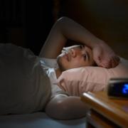Eisenmangel Symptom für Schlafstörungen
