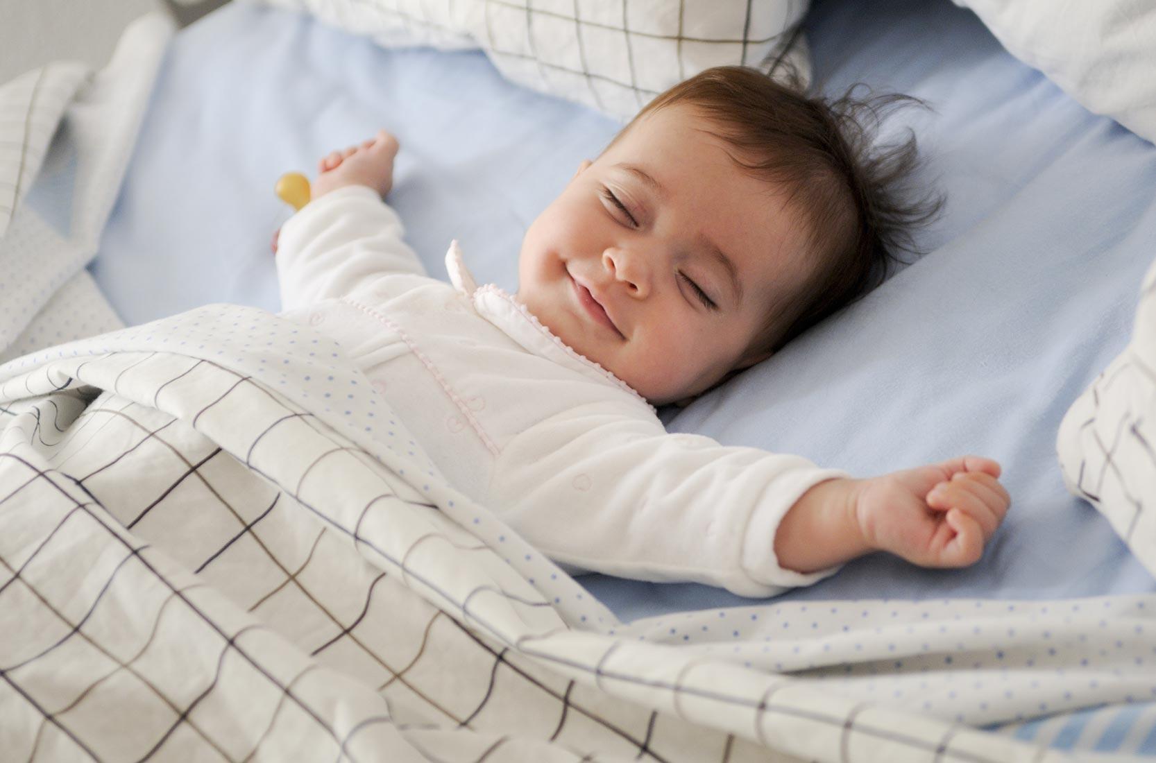 Baby schlafen lernen