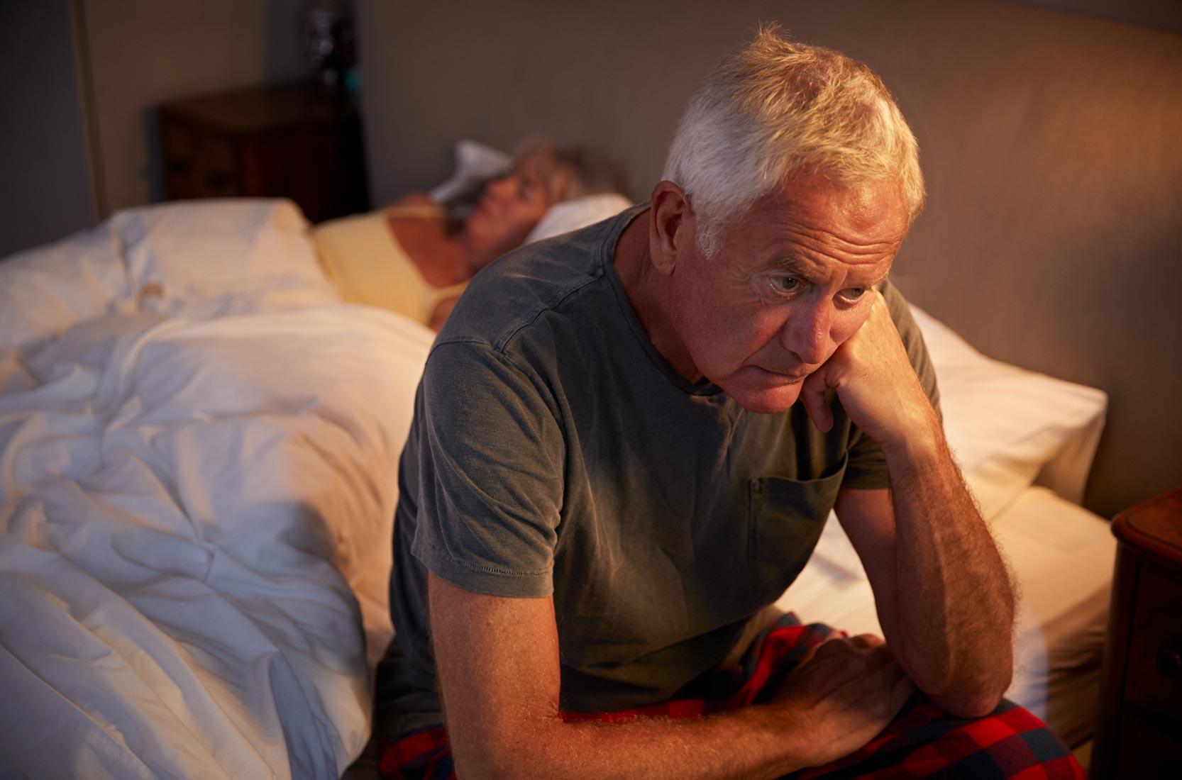 Herzbeklemmung & Herzbeschwerden bei Schlafstörungen