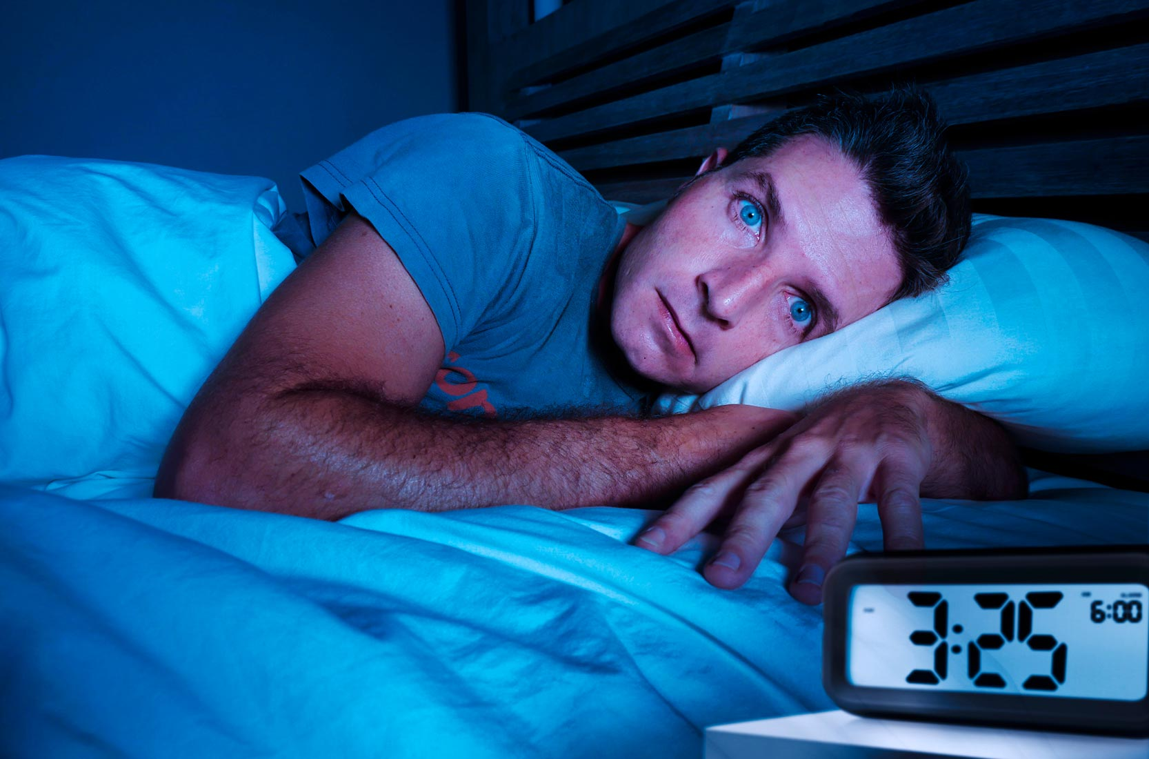 Schlafprobleme Hilfe: So schlafen Sie wieder gesund!