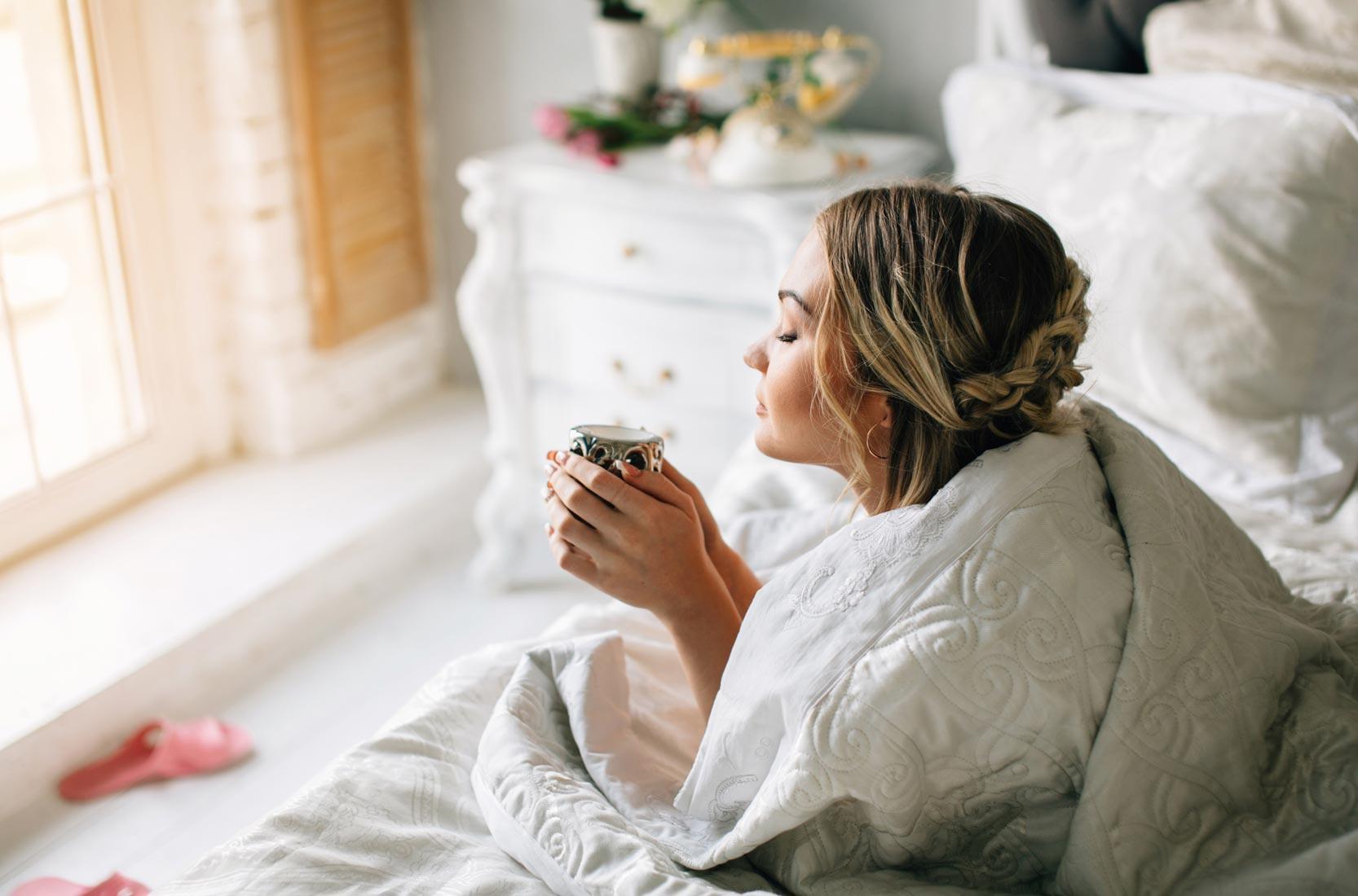 Schlafstörungen behandeln mit Hausmittel