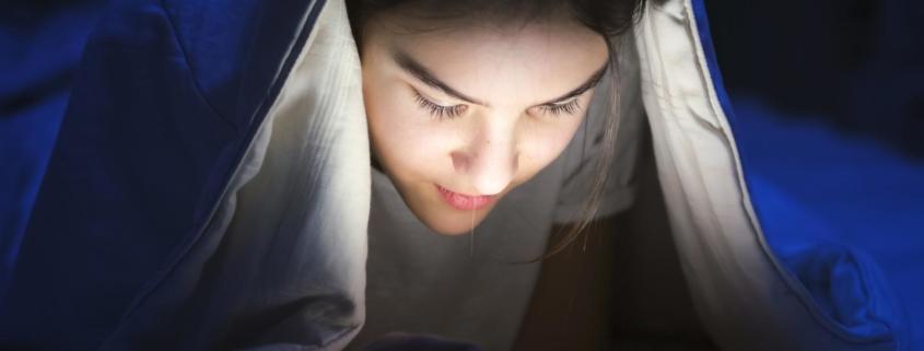 Schlafstörungen Ursachen Test