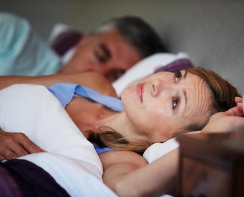 Schlafstörungen Wechseljahre