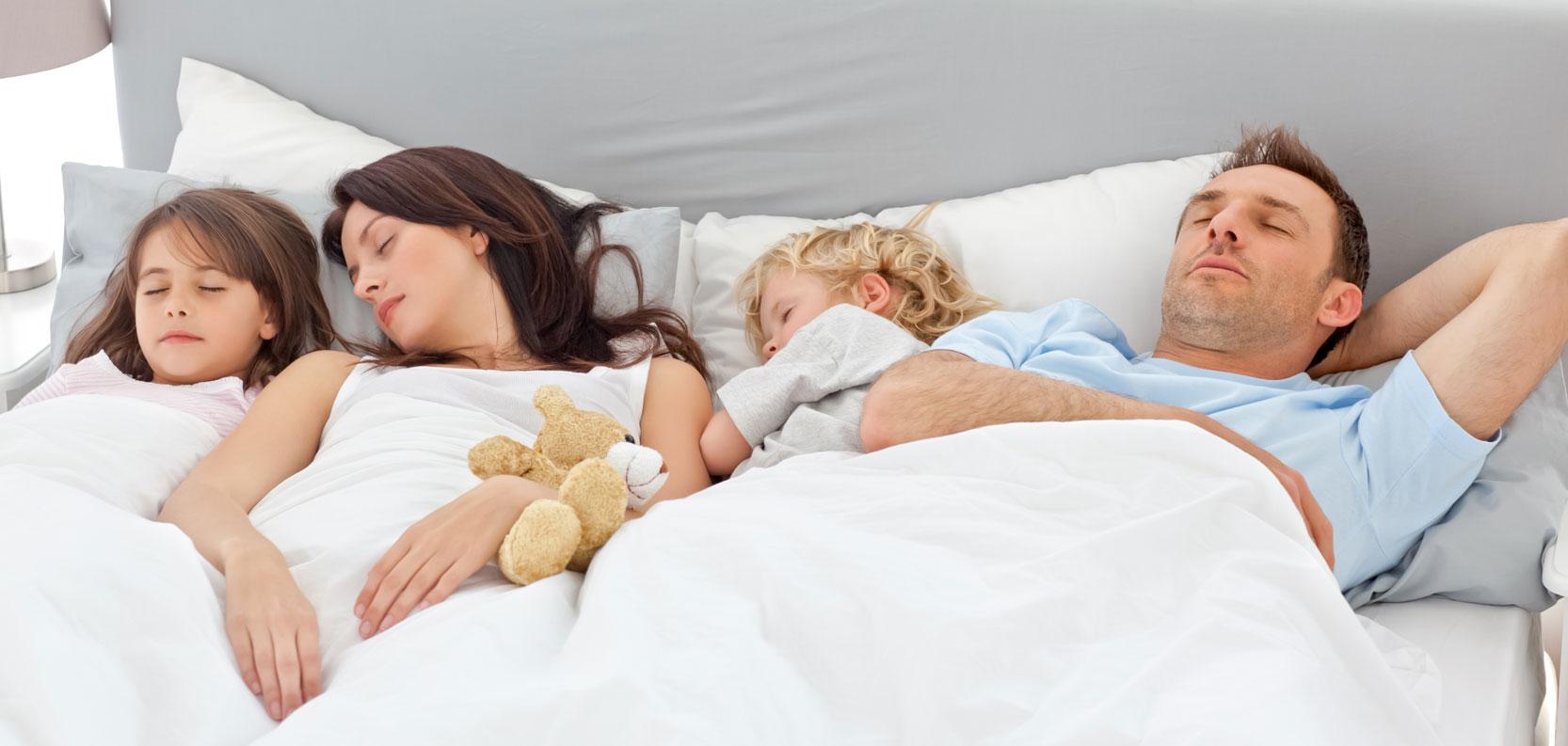 Besser schlafen: So schlafen Sie gesund
