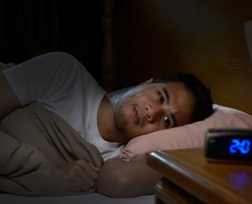 Durchschlafstörungen Ursachen: Das können Sie tun!