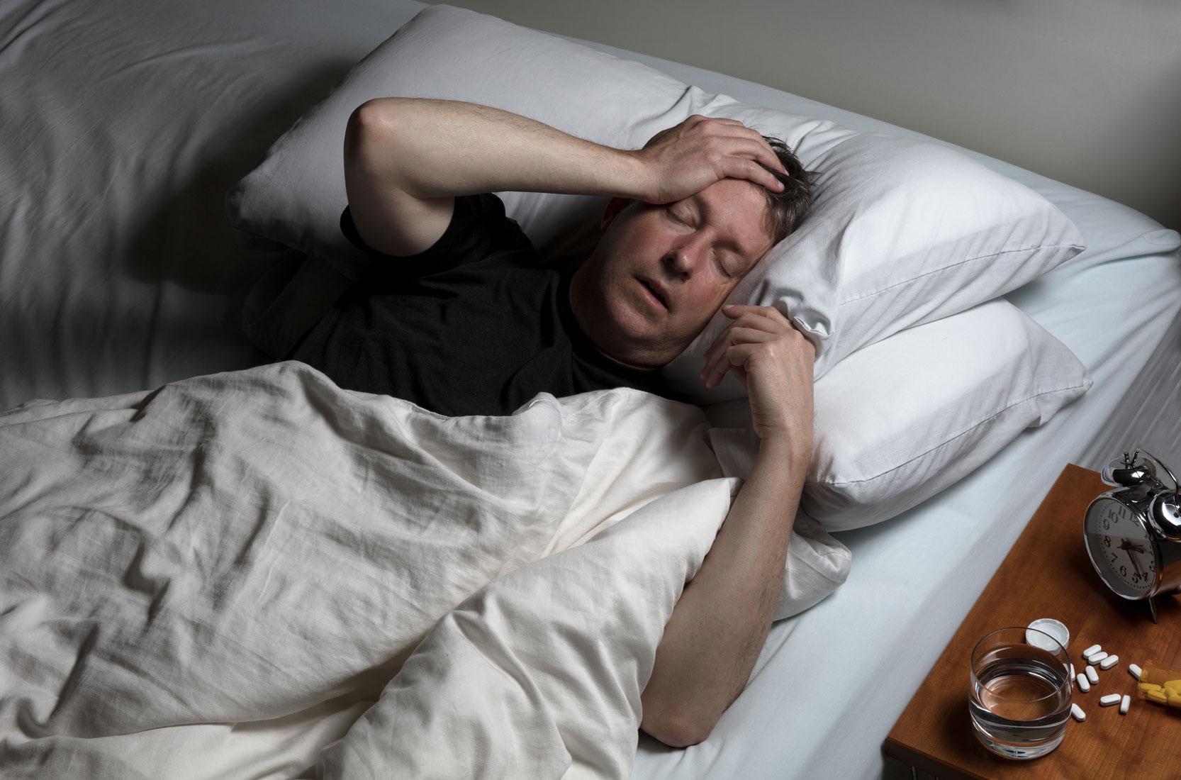 Wie kann ich besser Schlafen?