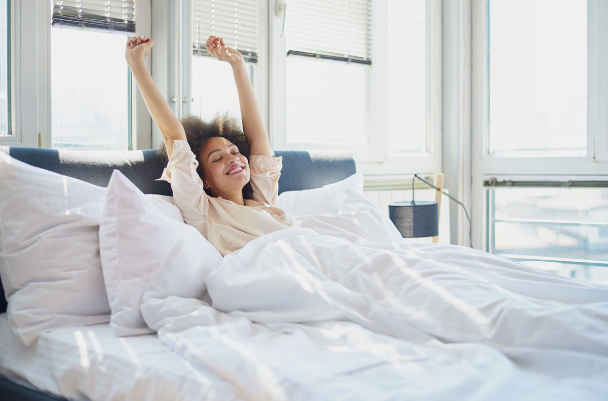 So schlafen Sie gesund ohne Schlafstörungen