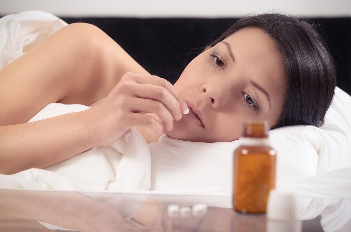 Homöopathie gegen Schlafstörungen und Schlafprobleme